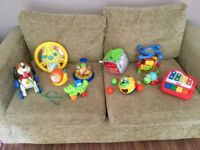 Baby/ toddler toy bundle