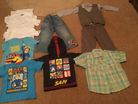 A bundle of childrens clothes - age 3-4 years. In immaculate condition.