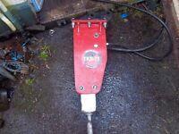Takeuchi tkb 71 hydraulic breaker for mini digger