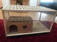 Indoor small pet hutch