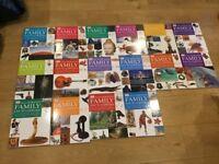 Illustrated family encyclopedia books