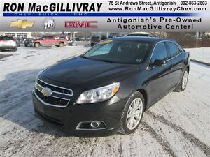 2013 Chevrolet Malibu 2LT,.. Turbocharged, Leather, Reduced to G