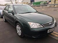 Ford Mondeo 2.0 LX 2004 + FULL SERVICE HISTORY + 12 MONTHS MOT + DRIVES SUPERB