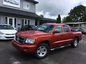 2008 Dodge Dakota SLT + 4x4 + V8