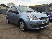 2006 56 FORD FIESTA ZETEC CLIMATE *REDUCED*