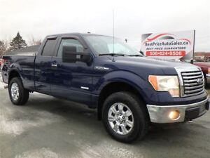 2012 Ford F-150 XLT! XTR 4X4! CERTIFIED!
