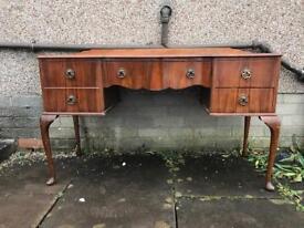 Vintage Queen Anne desk