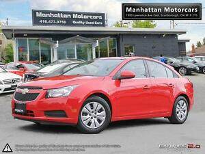 2014 CHEVROLET CRUZE LT AUTO |BLUETOOTH|FACTORY WARRANTY|40000KM