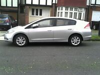 2012 Honda Insight with PCO Licence