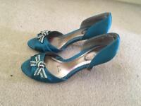 Debut shoes from Debenhams