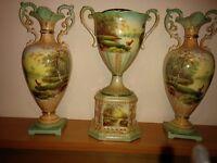 Antique vases 1889 to 1941