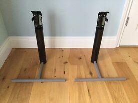 Bang & Olufsen ST RL 60/140 speaker stands - £50.00
