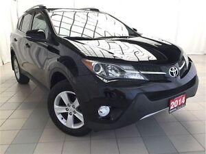 2014 Toyota RAV4 XLE *Navigation Package/AWD*