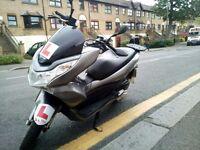 Honda PCX125 2010 low Mileage NO VISION/SH/PS/DYLAN/LEAD/YAMAHA