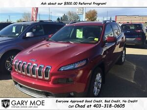 2015 Jeep Cherokee North **Heated Seats**