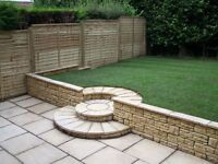 Landscaping/ Fencing/ Decking/Patio and Driveways