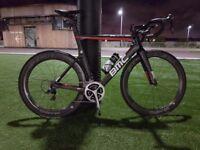 BMC TMR01 Dura ace 9000 aero carbon bike. Size 56. Like s works, trek, giant, bianchi, cannondale