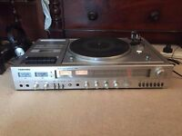 Vintage music centre Toshiba SM-3350