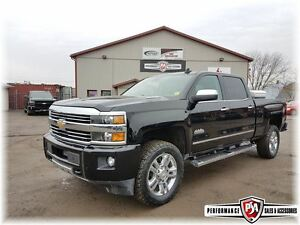 2015 Chevrolet SILVERADO 2500HD LTZ HIGH COUNTRY