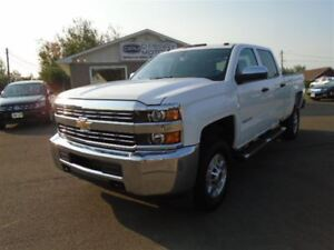 2016 Chevrolet SILVERADO 2500HD Crew Cab 4WD 6.5' Box 6.0L Gas