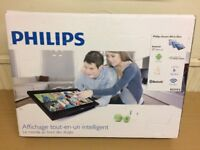 Philips S231c4 Android Touch Screen Tablet and Desktop Monitor All In One, 23 Inch Full HD Display.
