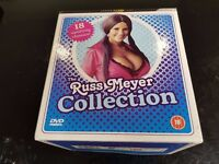 The Russ Meyer Collection DVD Boxset