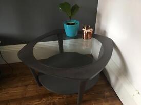 Scandinavian style retro coffee table