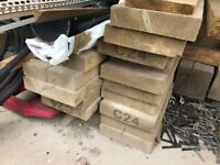 """C24 timber (old school 8"""" x 2"""") in 4.8m lengths"""