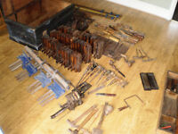 Job lot of Antique / Vintage old tools ( Will sell individually)