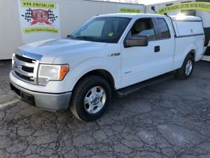 2013 Ford F-150 XLT, Extended Cab, Back Up Camera,