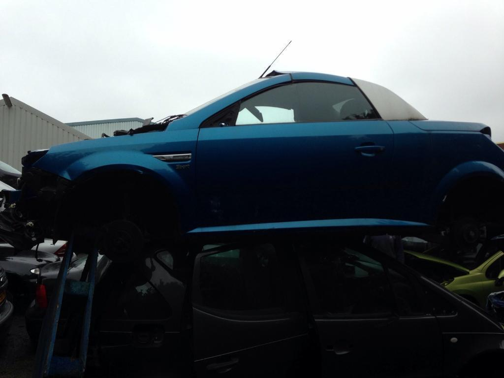 Vauxhall Tigre Blue 2006 Petrol For Breaking