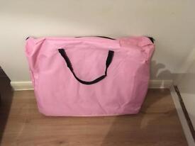 Pet tent Pink