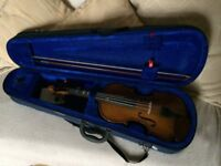 Violin 4/4 barely used