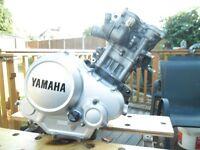 YZF R125/ WR 125X 2012 engine