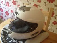 Box BX-1 Helmet, size M, white
