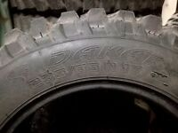 Set of 5 off road tyres very good condition wasn't on for long 235/65-17