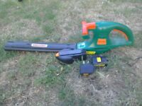 Challenge Cordless Hedge Trimmer