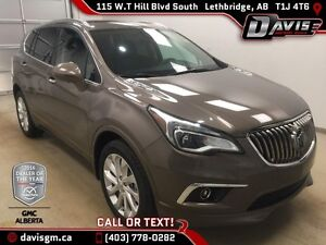 Used 2016 Buick Envision AWD Premium II-Navigation,Heated/Ventil