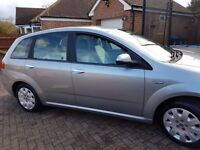 Fiat Croma 5 seats, petrol, used as family car, smoke free