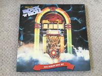 "Hits of Rock 'N' Roll 12"" Vinyl LP Record"