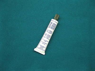 NEW TWEETEN 10 Minute Cement Pool Cue Tip Glue Tube in box