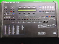 Solton MS40 Multimedia Music Station and Solton Artist 2000 MIDI sound module