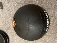 8kg Mirafit medicine ball