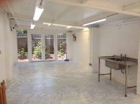 Studio spaces in Surbiton