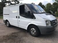 Ford transit 85 T300s FWD 2007 only 90k Miles,one previous owner,fsh,2 keys,p-ex welcome