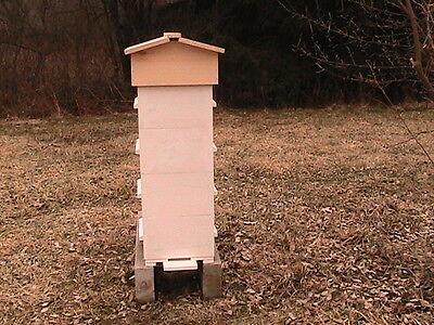 Beehive-top Bar Beehive- Warre All Cedar Please Read My Listing
