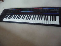 Roland Juno Di Keyboard and Mobile Synthesiser