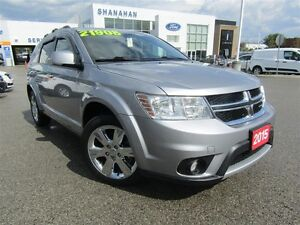 2015 Dodge Journey R/T | LEATHER | 7 PASSENGER |