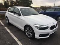 Great buy!! BMW 1 Series with low miles!!!