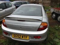 Chrysler Neon Spares or Repair